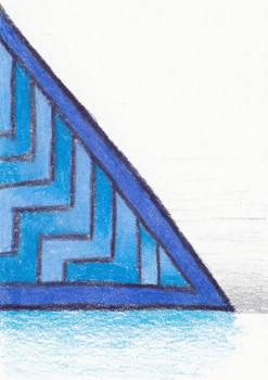 Shades of Blue Swap :ATC: (3 of 3)
