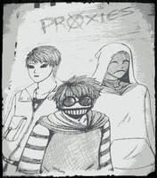 CreepyPasta SlenderMan's Proxies by EmCee16