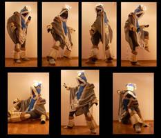 Divine Costume by FightingPolygon