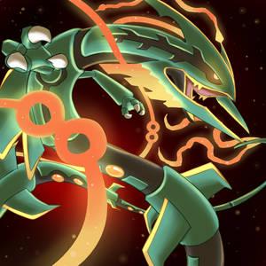 Day 22 - Favourite Mega Evolution by FightingPolygon