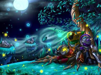 Night Breeze by FightingPolygon
