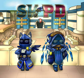 Spiral Knights Police Department (SKPD)