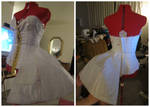 GE WIP Drafting skirt/bodice