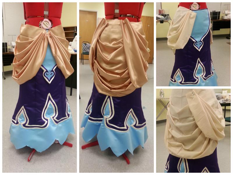 GE Trump Series Wizard Skirt by shushuwafflez