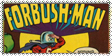 Forbush-man stamp by flammingcorn