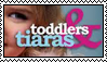 Toddler and Tiaras stamp by flammingcorn
