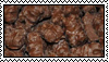 Chocolate covered gummy bears stamp by flammingcorn