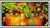 Lord of the Flies stamp by flammingcorn