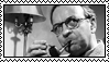 Raymond Chandler stamp by flammingcorn