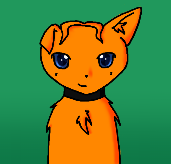 A remade Profile picture by KaninNeko