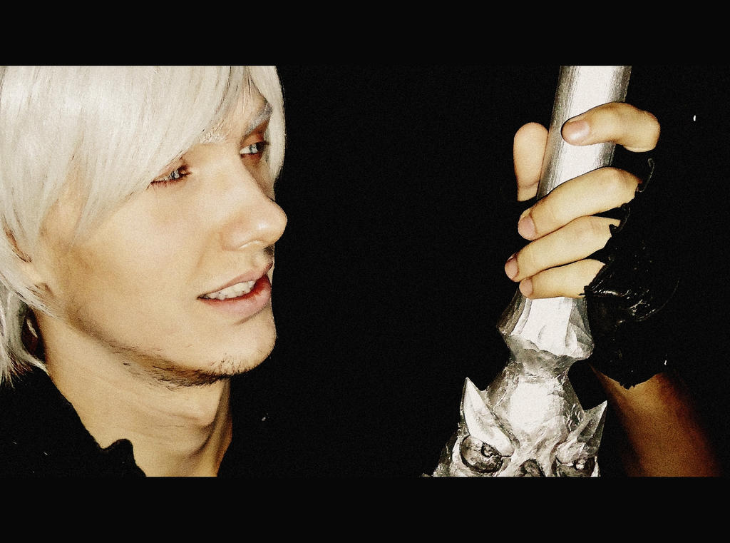 Dante - Devil May Cry 4 by OkariDane