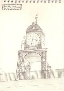 Eastgate Clock - Chester