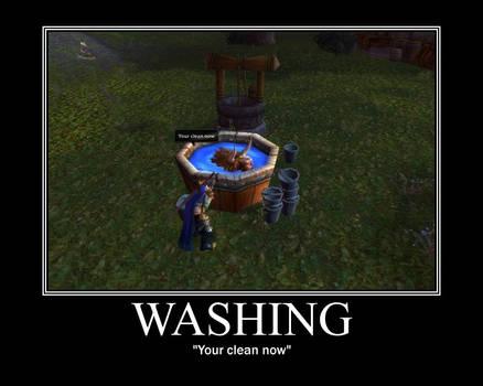 Hallows End: Wash