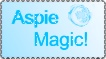Aspie Magic stamp by DarkOnister