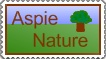 Aspie Nature stamp by DarkOnister