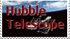 Hubble Telescope - stamp by DarkOnister
