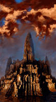 Ankgor Wat by Apollyon888