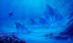 Under-Sea Environment by Apollyon888