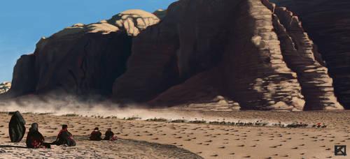 Lawrence of Arabia study 2