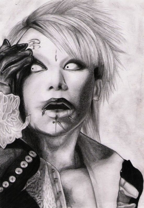 kyo macabre by Dani333