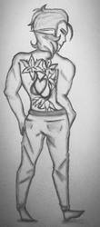 Dio Posing by ShadSal