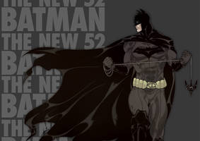 New 52!/BATMAN by xxxviciousxxx