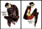 Young justice - Dick Grayson