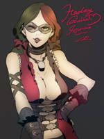 INJUSTICE - Harley Quinn by xxxviciousxxx