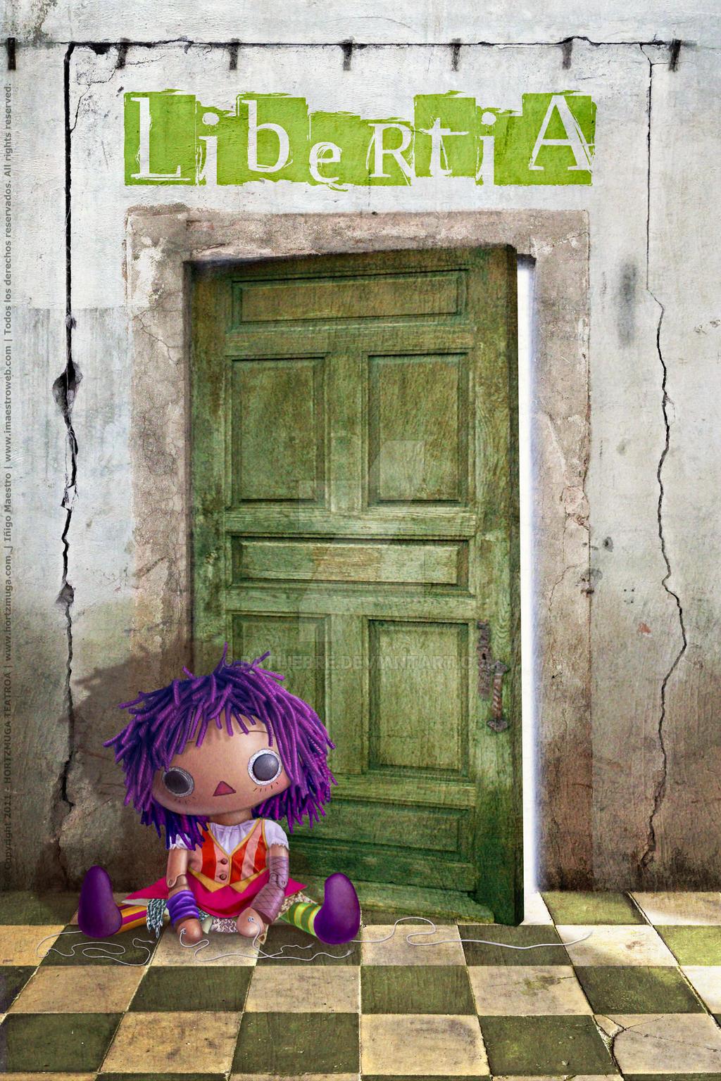''Libertia'' Teaser Poster - 2011 by Batliebre