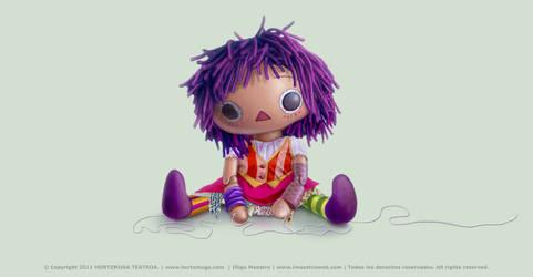 ''Libertia'' - Dori puppet concept - 2011