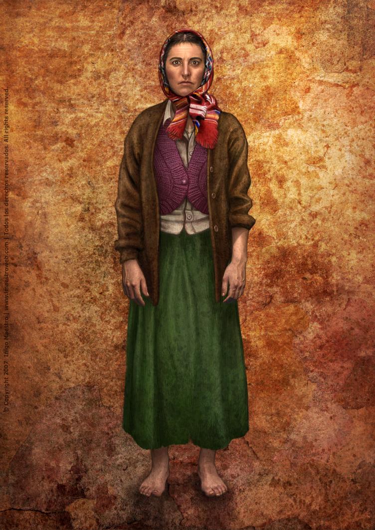 ''Street Consuls'' Character Design: Arantza by Batliebre