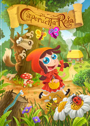 Caperucita Roja poster (2015)