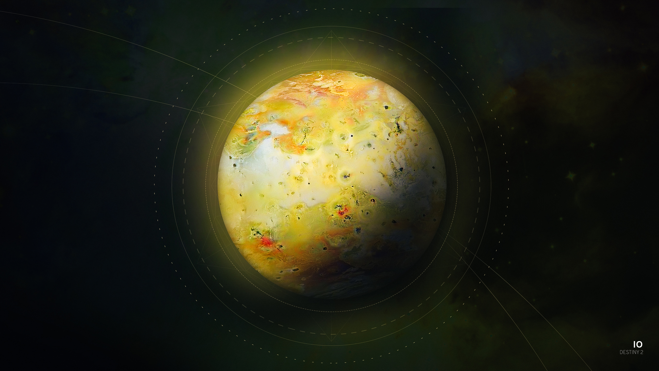 Io 4k Wallpaper Submitted By Akocl Community Bungie Net