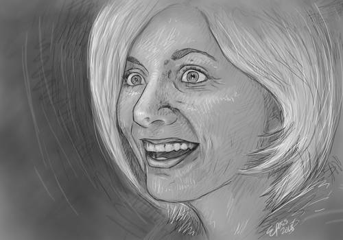 Jodie Whittaker/The Doctor