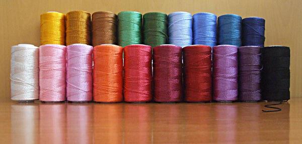 Colors by Amigurumiando
