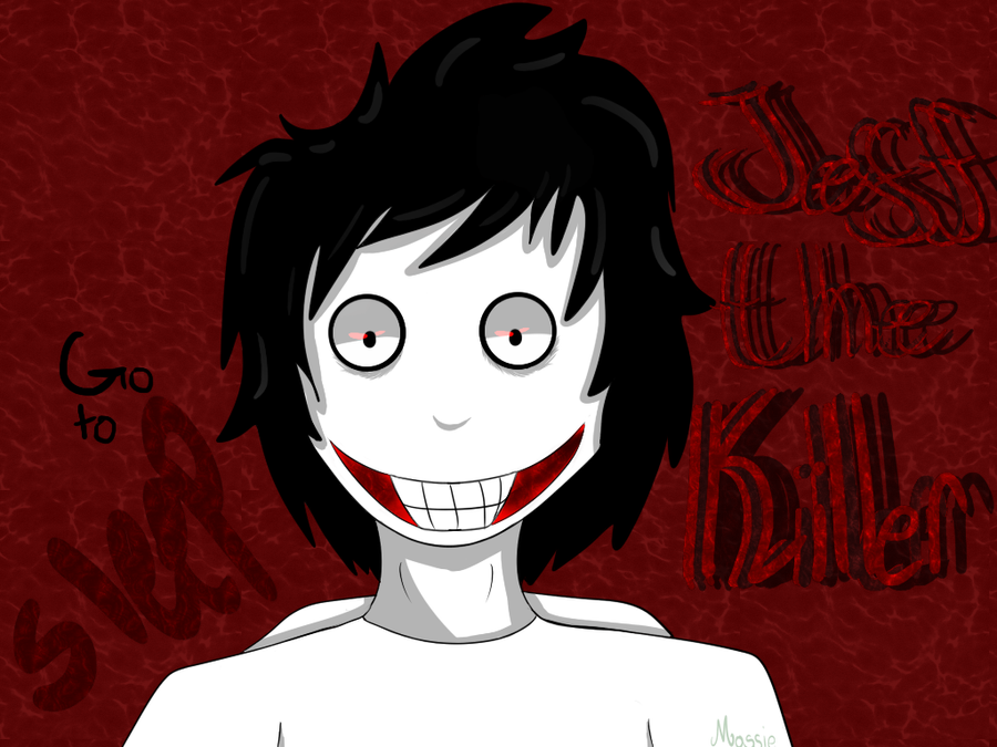 Jeff The Killer by M0ssie