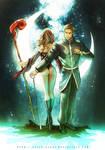 Wizards of moon