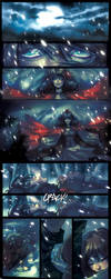 RRH horror version by MirkAnd89