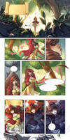RED RIDING HOOD pages (incomplete)