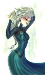 Elsa by MirkAnd89