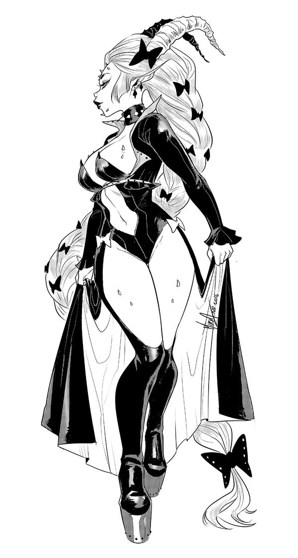 Devil Mistress by MirkAnd89