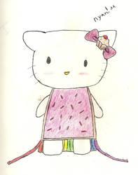 Nyan Kitty by Snowflakexxbabii