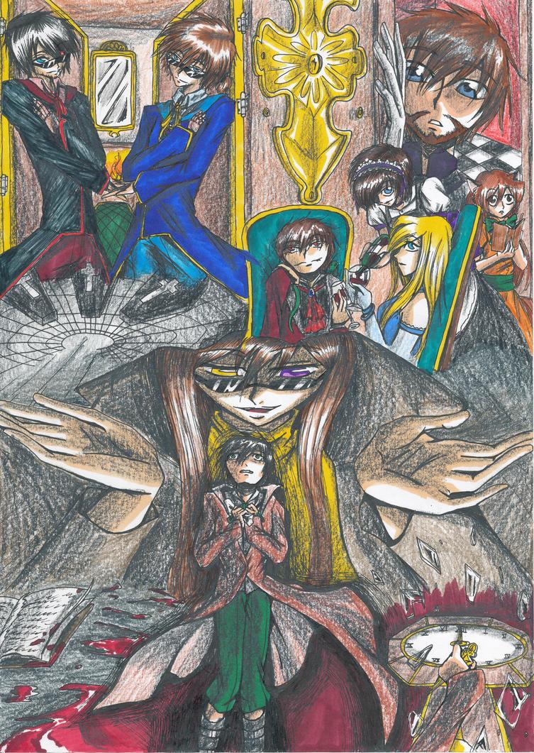 'A Most Magnificent Night...' - Revenge Night by KurosakiYuzu-11