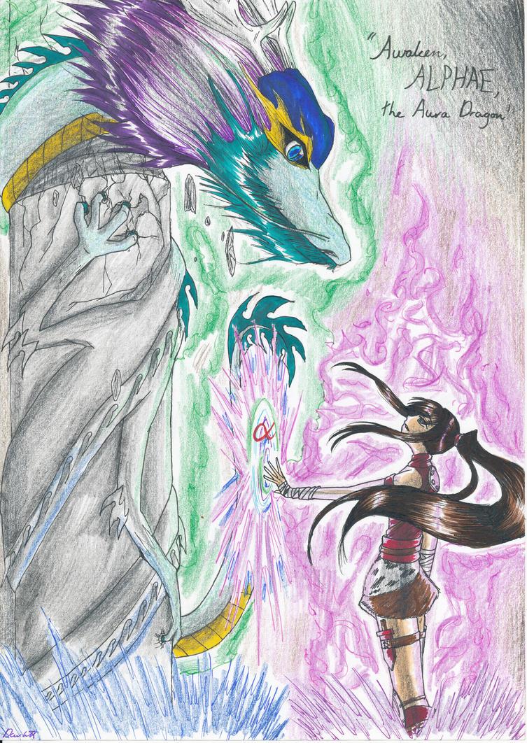 Awakening Alphae by KurosakiYuzu-11
