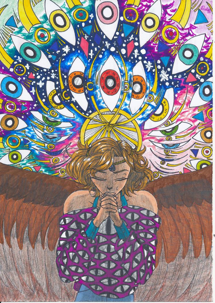 Angel's Prayer by KurosakiYuzu-11