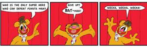 A Fozzie Bear Joke by JoeyWaggoner