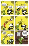 Kermit meets Felix part 2