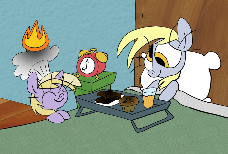 A Derpy Mother's Day by JoeyWaggoner