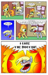 A Derpy Love Story page 4