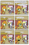 A Derpy Love Story page 8